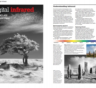 EOS Magazine Infrared Photography Article