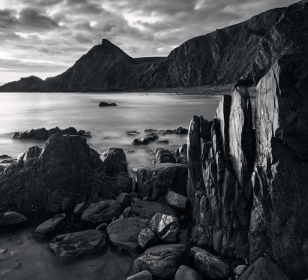 Processing my Hartland Quay Images
