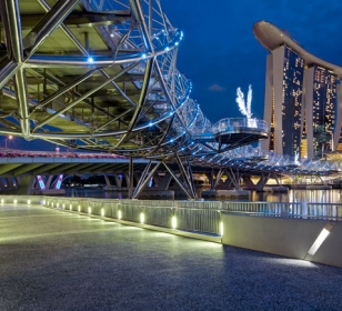 Photographing Architecture in Singapore