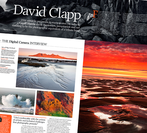 Digital Camera 130 David Clapp Interview