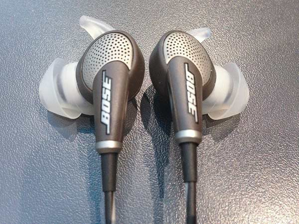 Bose QC20i vs QC15 Headphone Comparison