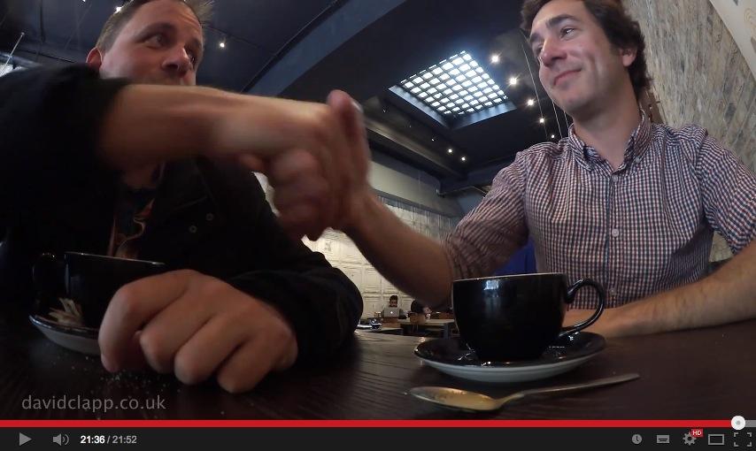 EP01 - Coffee With Chris Davies Web Design