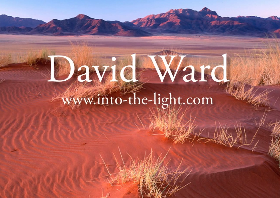 EP03 - Coffee with David Ward