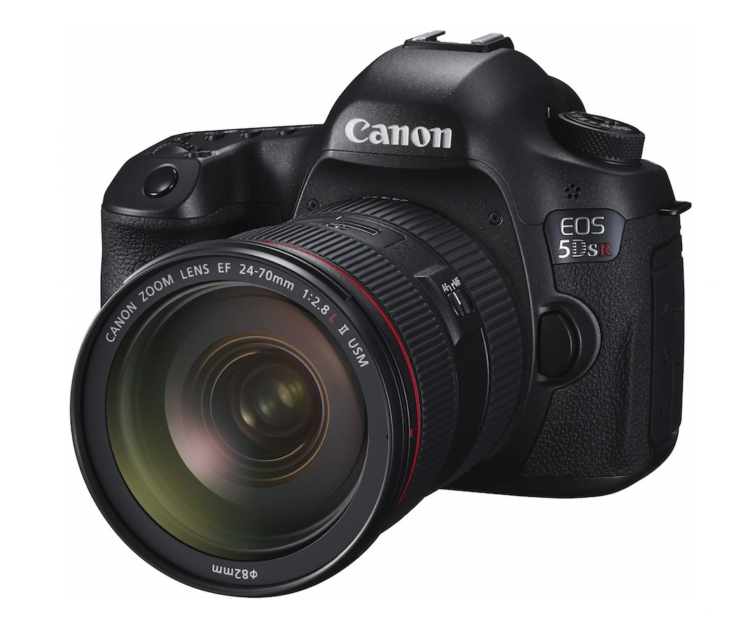 Canon 5Ds / 5Dsr Preview - Part One
