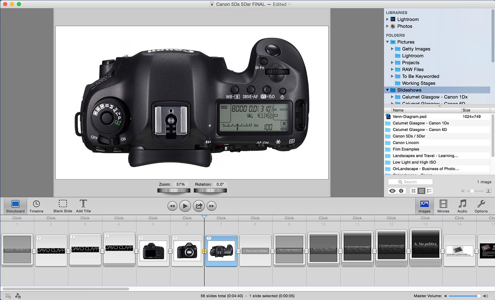 Fotomagico Slideshow Software Review
