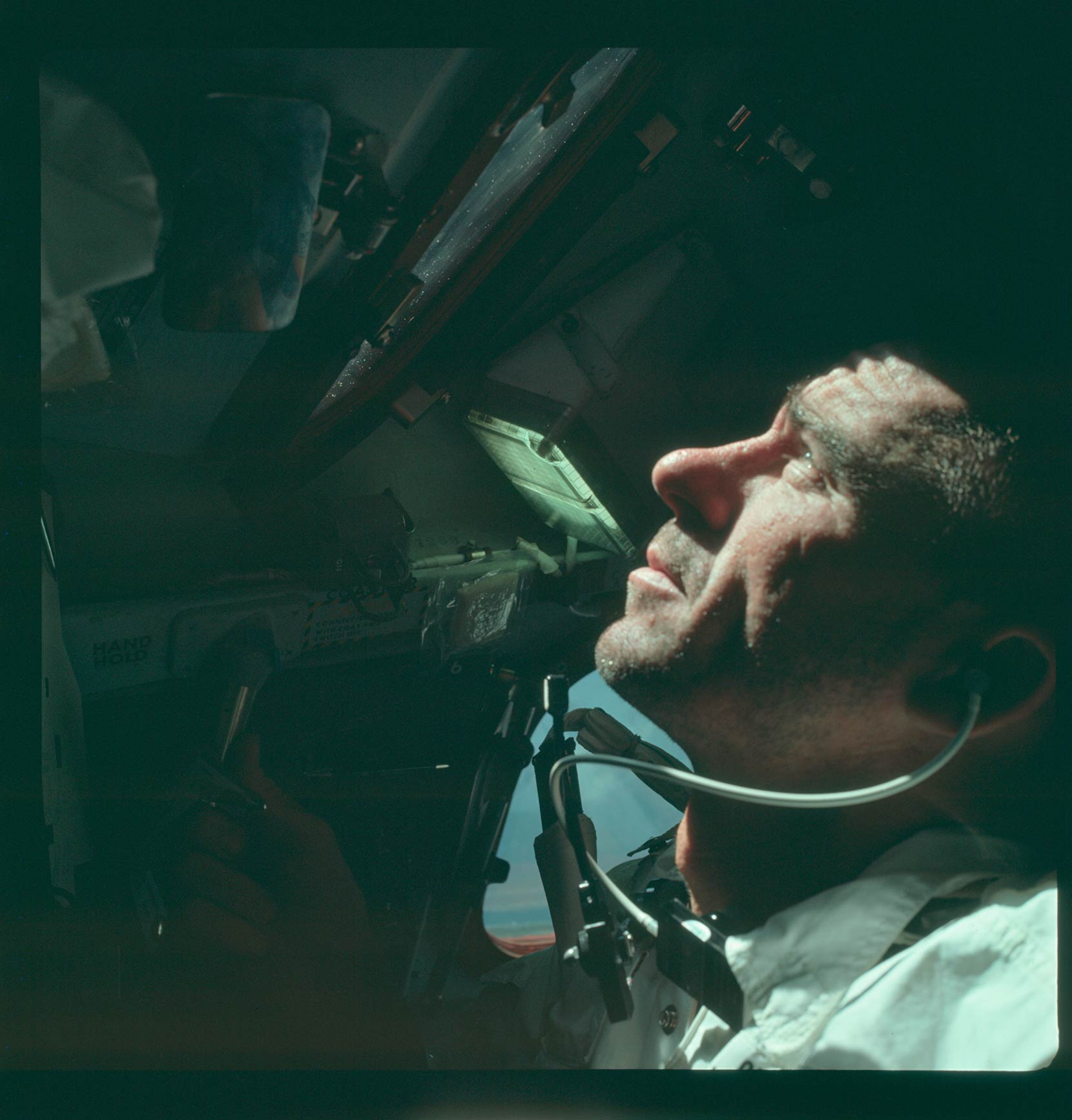 A Stitch in Time - Stitching the Apollo Archive