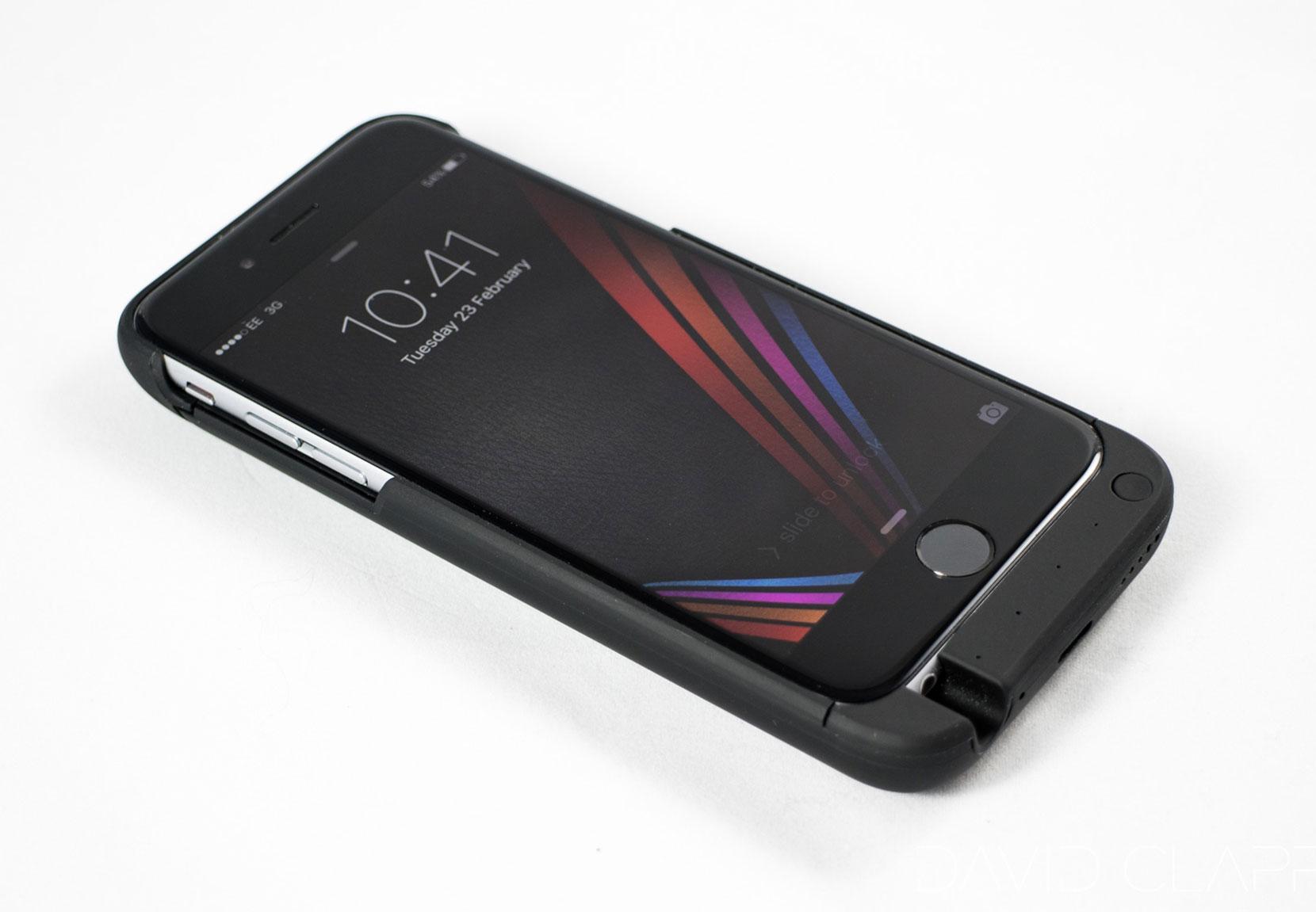 iPhone 6s Powercase 7000mah for Photographers