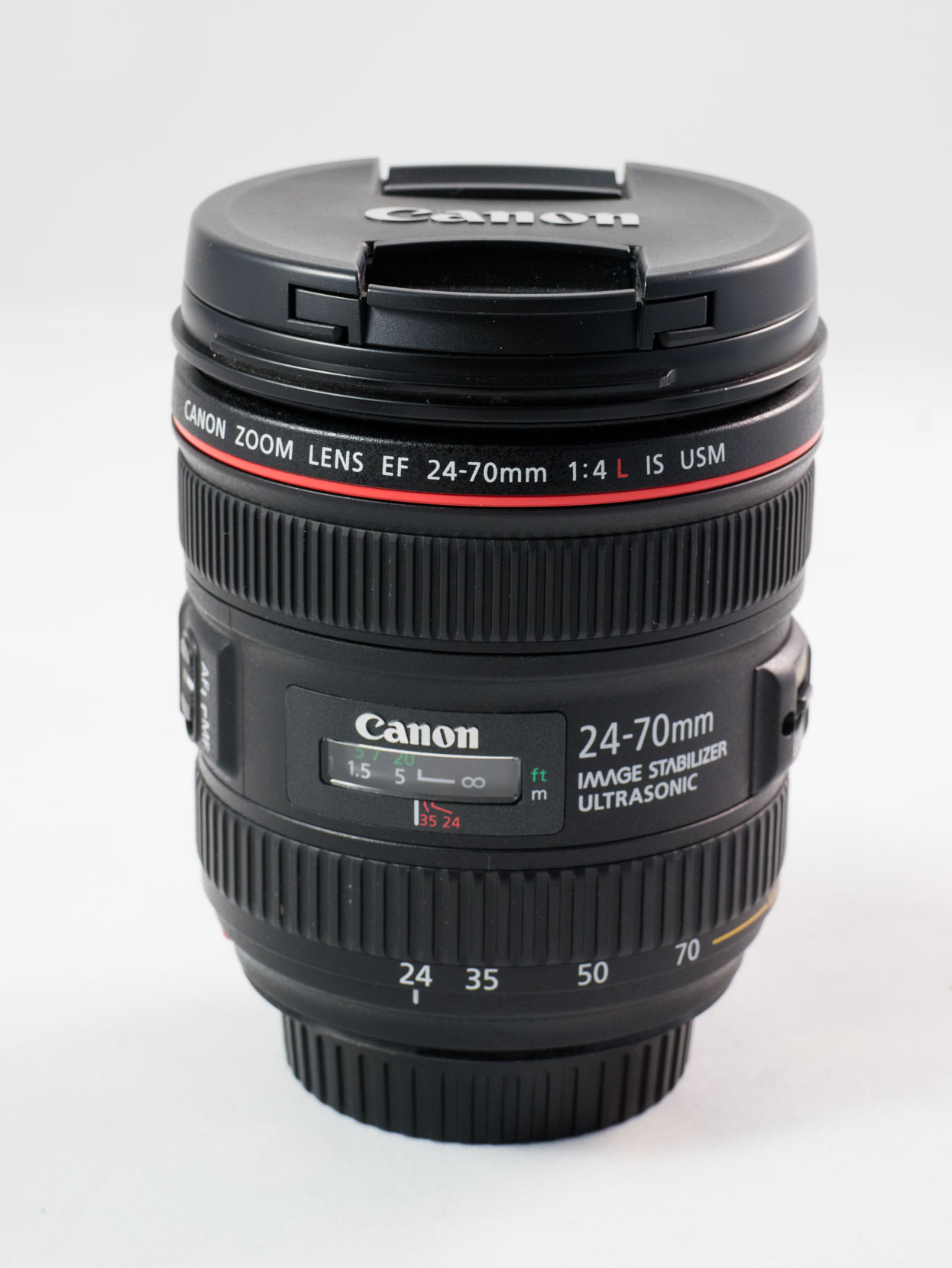 For Sale - Canon 24-70 f4L IS - MINT condition