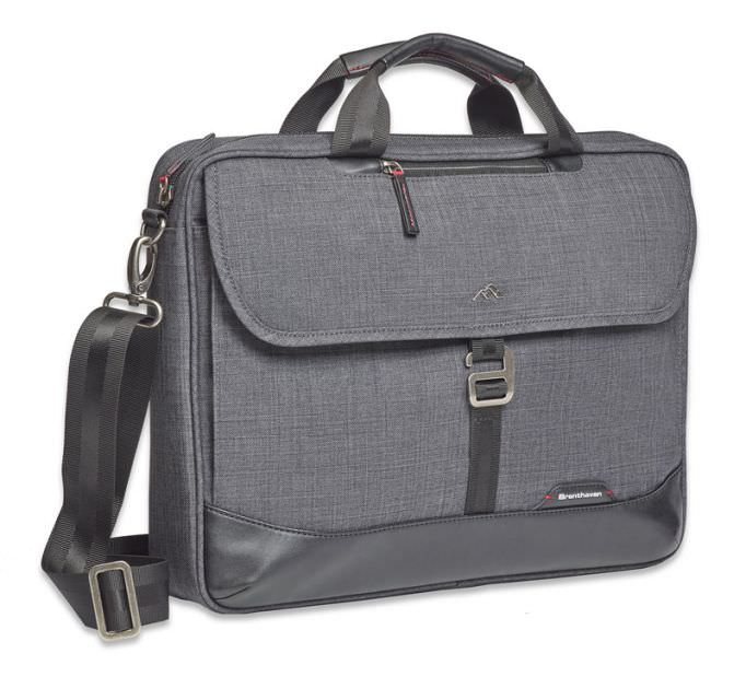 Brenthaven Collins Laptop Bag Review