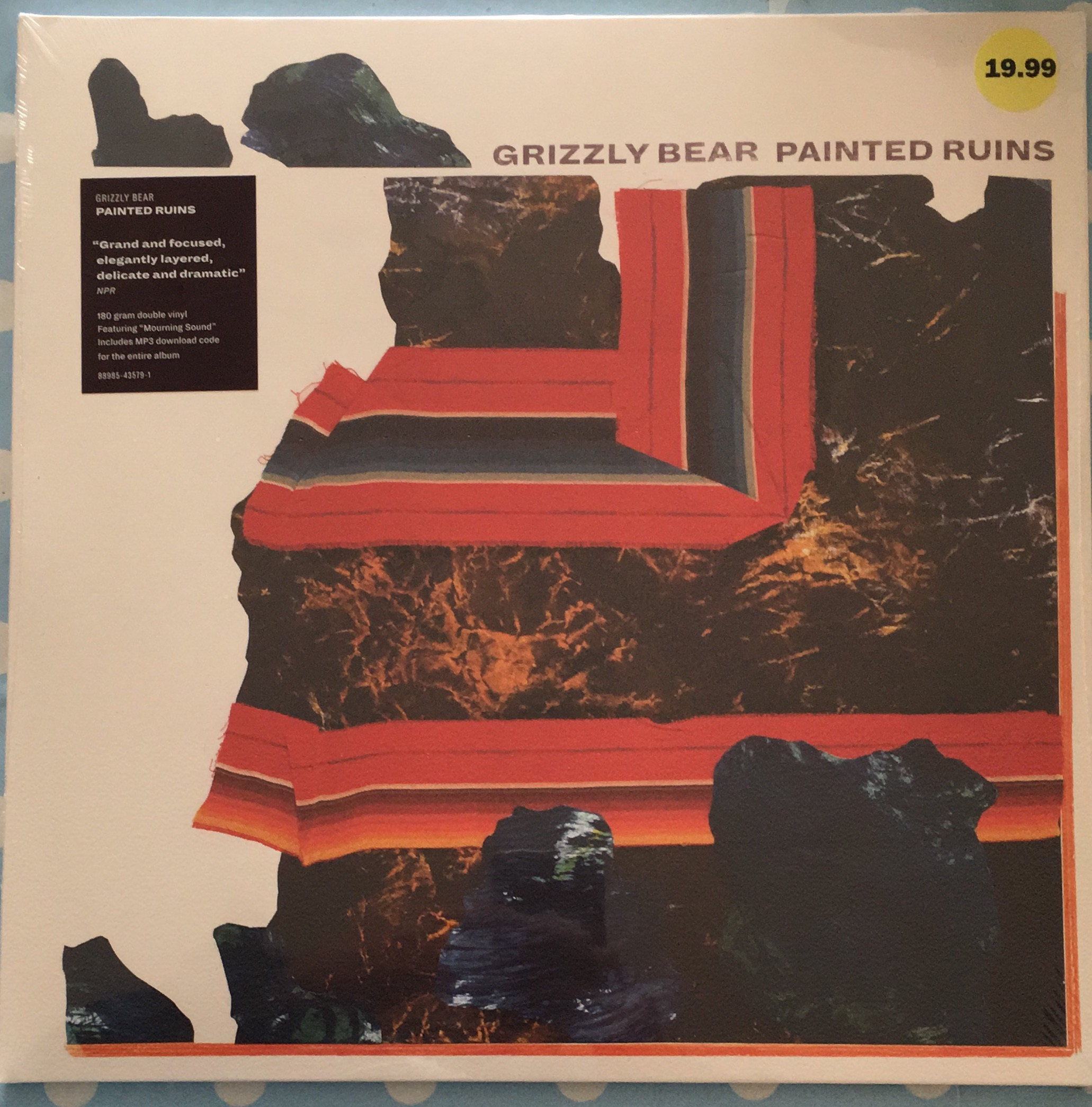 Album of the Week - Grizzly Bear - Painted Ruins
