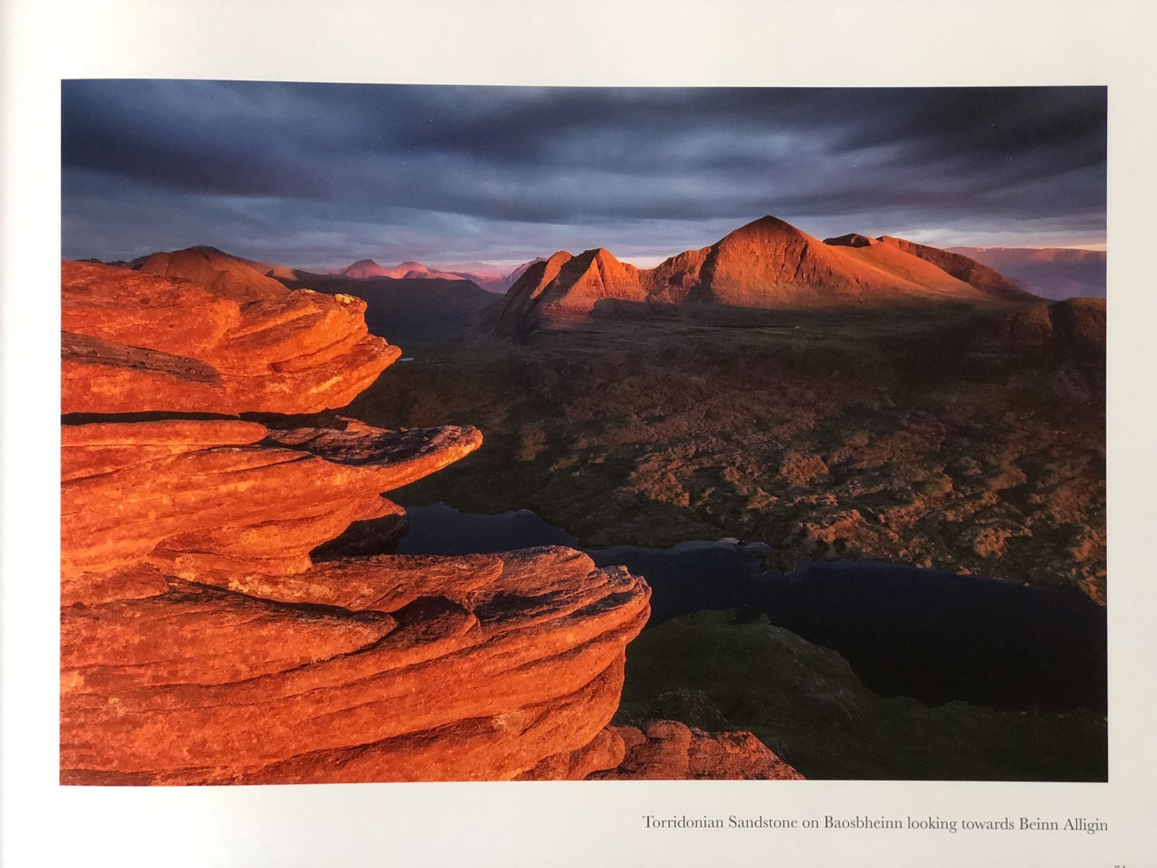 Spectacular light and great image balance at medium focal lengths. Look elsewhere for the rock-in-the-foreground approach