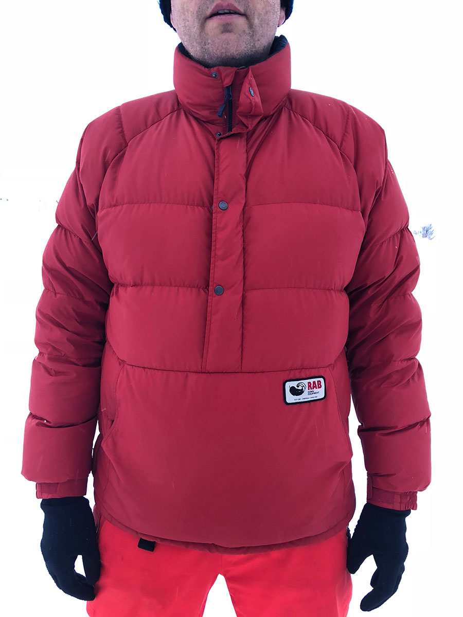 Rab Kinder Smock Review
