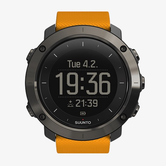 Suunto Traverse GPS Watch Review