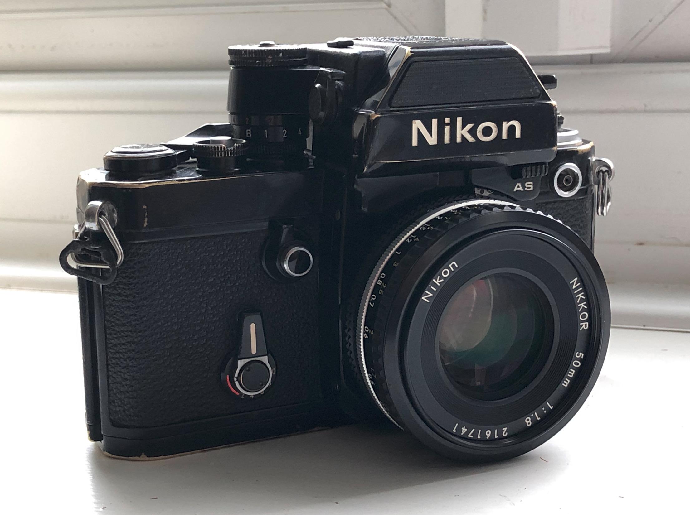 Nikon F2AS - Legacy Edition