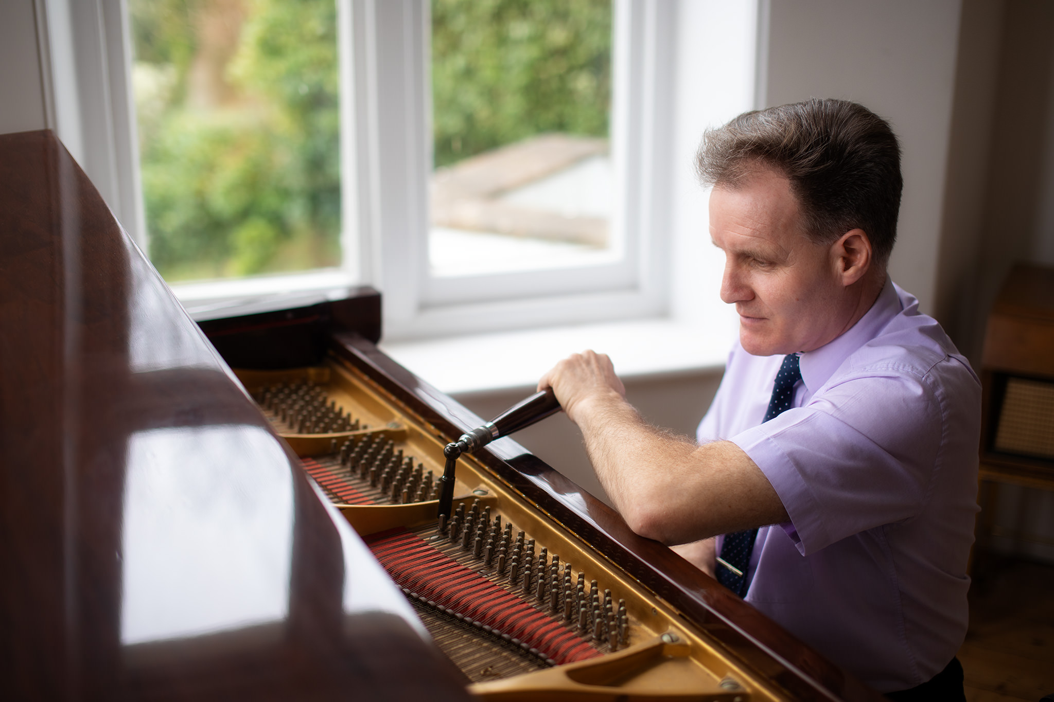 Tom The Piano Tuner