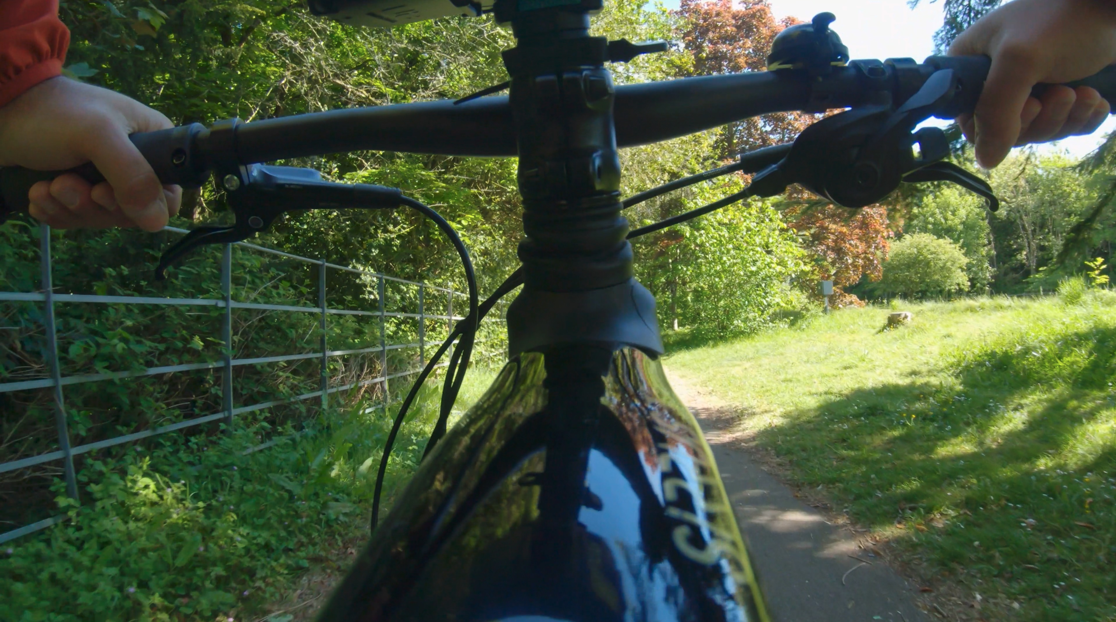 Redshift Shockstop Seatpost / Specialized Future Shock - The Ultimate Combo