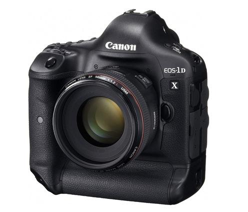 David Clapp Canon 1Dx Field Test