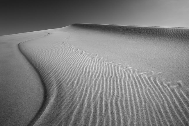 Eureka Dunes, Death Valley, California