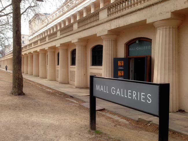 Light and Land - Mall Galleries