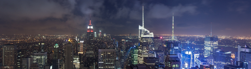 Manhattan, a wonder to behold, three images stitched in PTGui