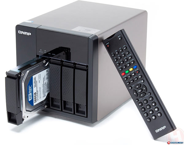 QNAP TS-469 16tb Photography Server with multimedia