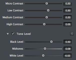 Topaz Clarity - controls