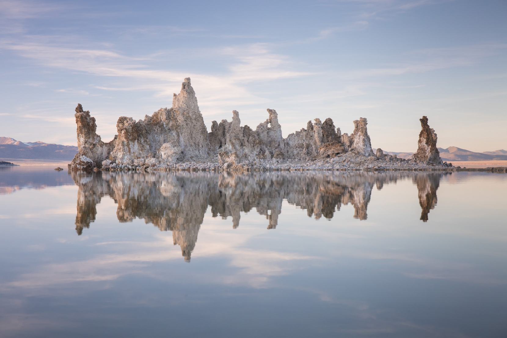 We will visit Mono Lake towards the end of the trip, a superb abstract location.
